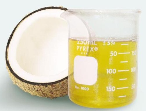 How to eat to lose fat with coconut oil